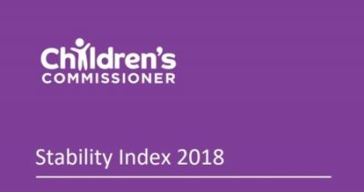 Children's Commissioner Stability Index.
