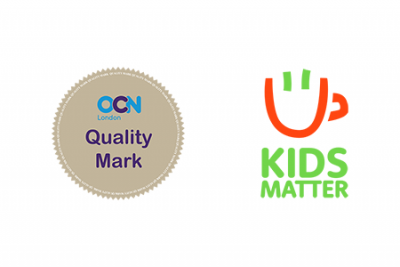 Quality Mark And Kidsmatter Logo