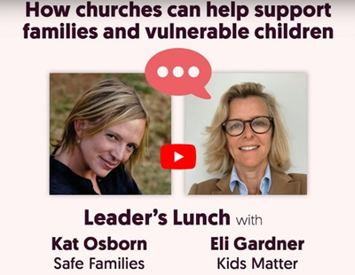 Charity leaders
